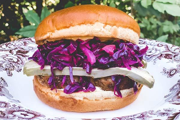 Pork Tenderloin Heidelberger Sandwich