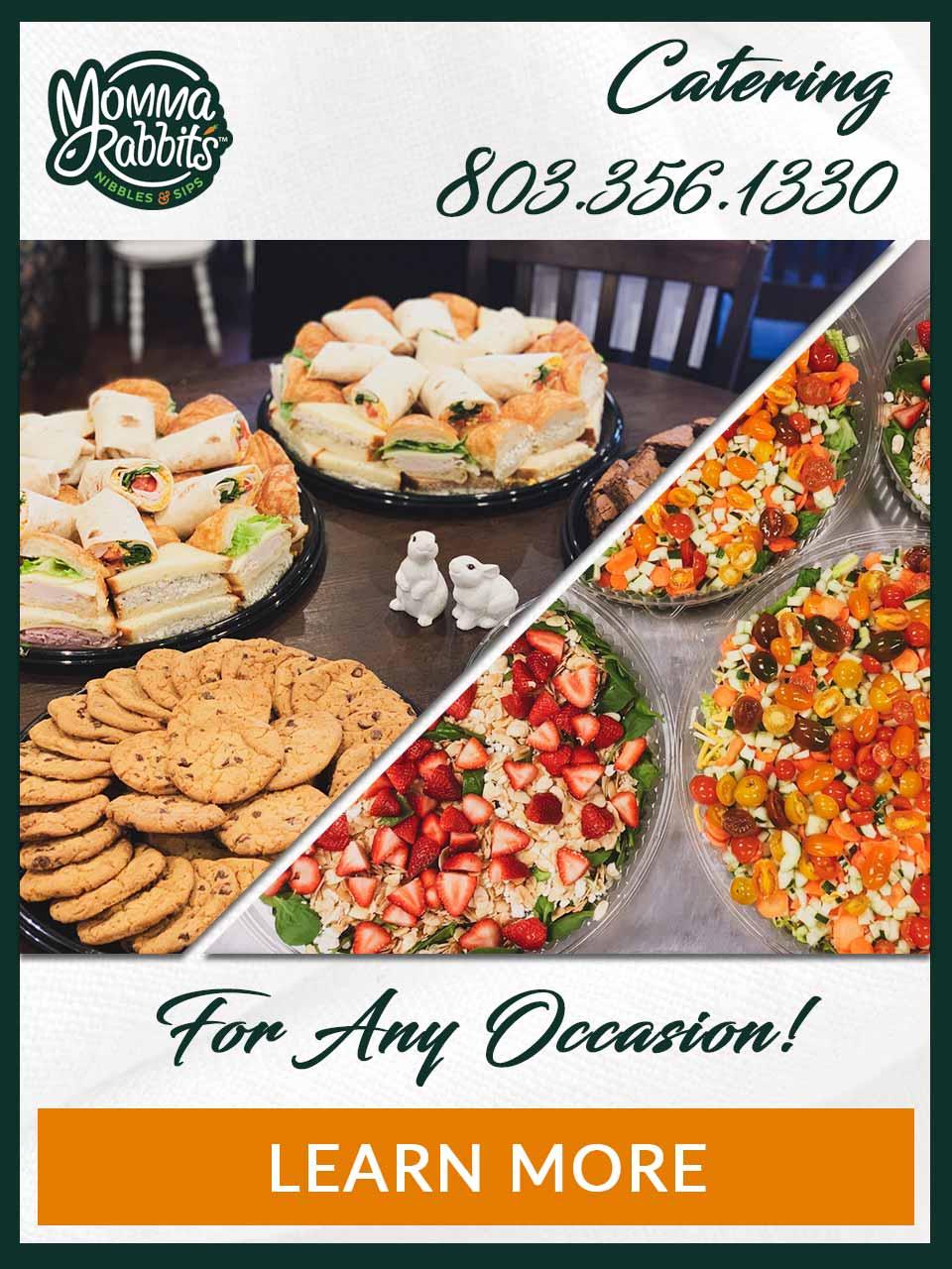 Best Catering Lexington South Carolina Columba